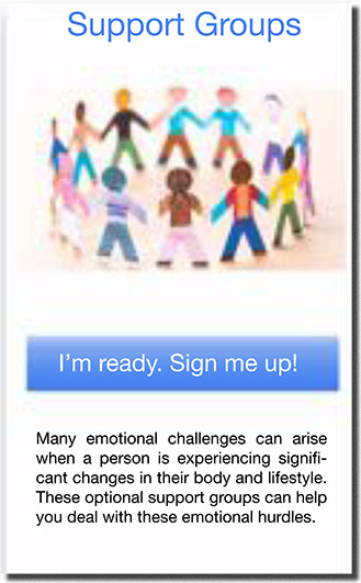 support groups image