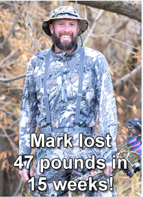 Mark weight loss pic